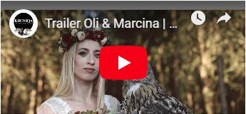 Ola & Marcin I Film Ślubny (trailer)
