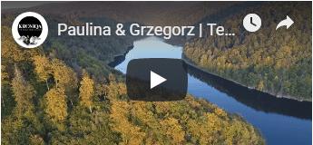 Teledysk ślubny Pauliny & Grzegorza
