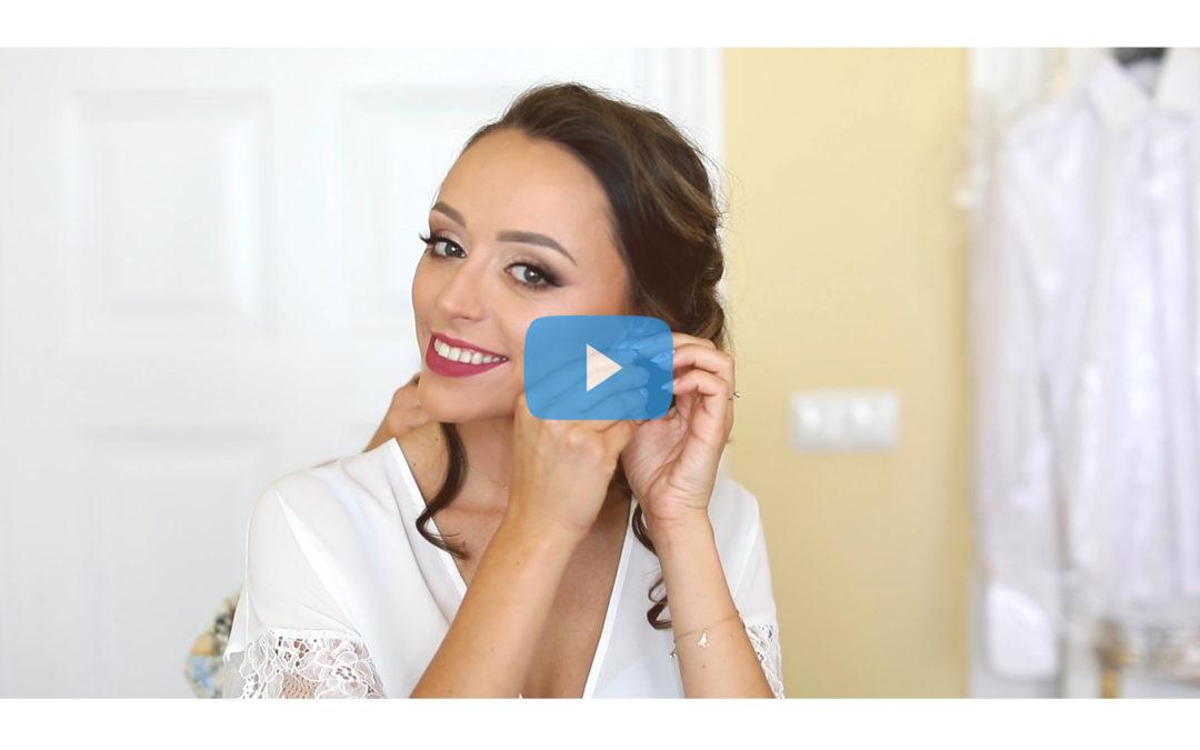 Ewelina & Kamil – film ślubny w Pałacu Trzebosz